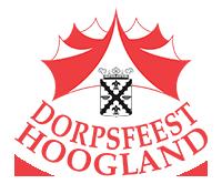 Dorpsfeest Hoogland Logo